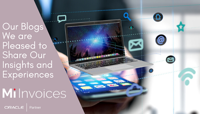Our Blogs, We are pleased to share our insights and experiences on invoice automation