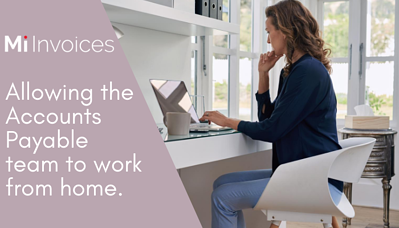 In the current climate, businesses have needed to enable flexible Hybrid working. Mi Invoices has given Customers the ability to work from home or the office.