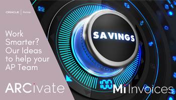 Arcivate Mi Invoices  Automation Invoice Processing Software in the Cloud