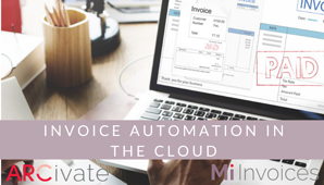 Invoice Automation in the Cloud, Mi Invoices automated invoice processing software