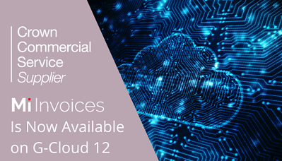 Automated Invoice Processing available via G Cloud