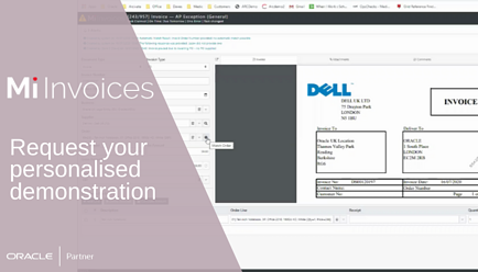 Mi Invoices Demonstration Request Invoice Automation for Accounts Payable a critical part of your P2P procurement process