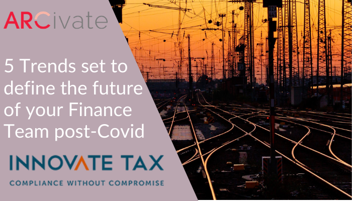 5 Trends set to define the future of your Finance Team post-Covid