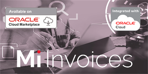 Arcivate Invoice automation integrated with Oracle ERP Cloud, EBS, JDE and PeopleSoft