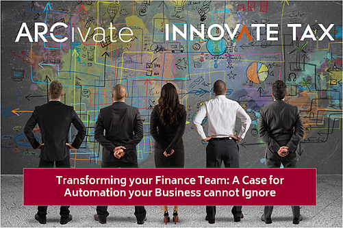 Transforming Your Finance Team: A Case For Automation Your Business Cannot Ignore