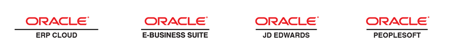 Mi Invoices integrated with Oracle e-Business Suite (EBS), ERP Cloud, JDE & PeopleSoft