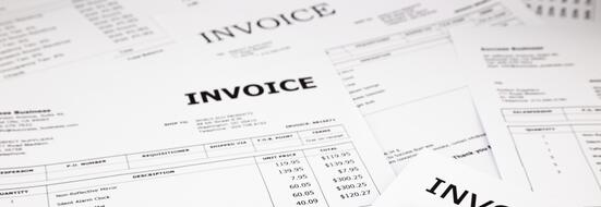 Accounts Payable invoice image quality