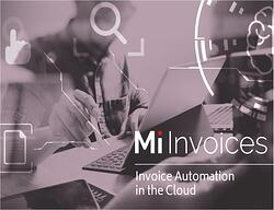 Arcivate SaaS Mi-Invoices invoice automation for Oracle ERP accounts payable