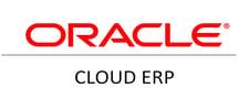 Oracle ERP Cloud Fusion