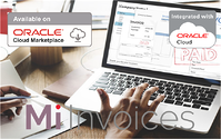 Mi Invoices is a SaaS  solution providing Oracle Invoice Automation assisting Accounts Payable with Invoice Processing