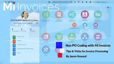 Accounts Payable - Tips & Tricks for Invoice Approval ofa Non-PO Invoice for your Oracle ERP