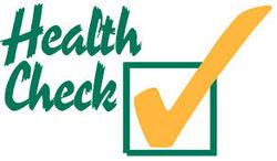 P2P health-check