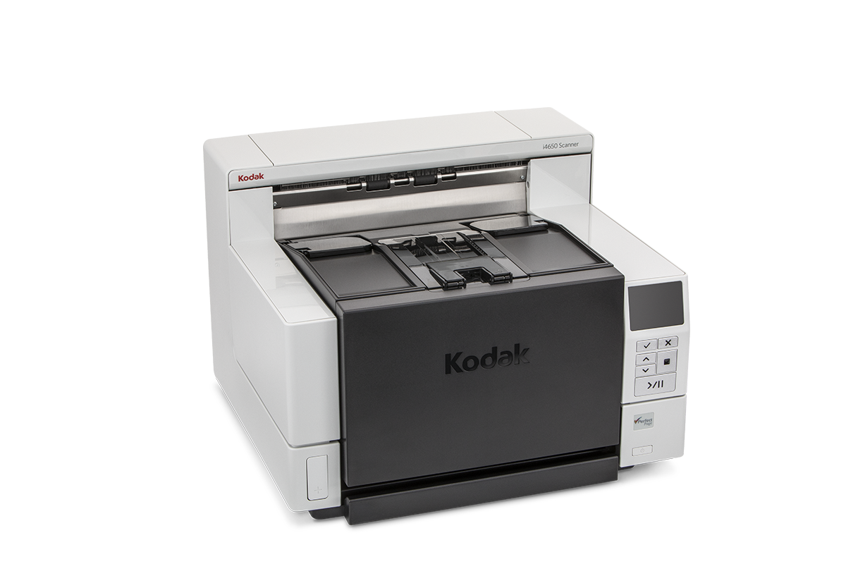 Kodak  scanner for production document scanning and capture