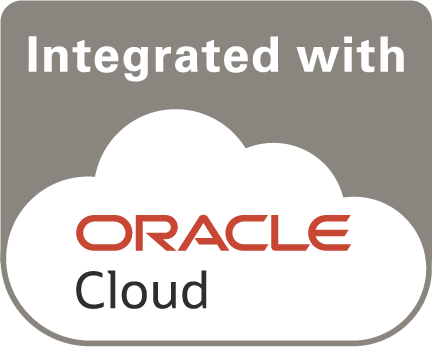 Integrated With Oracle Integration Cloud. The integration with your Oracle ERP platform is essential whether you are using ERP Cloud, EBS, JDE or PeopleSoft