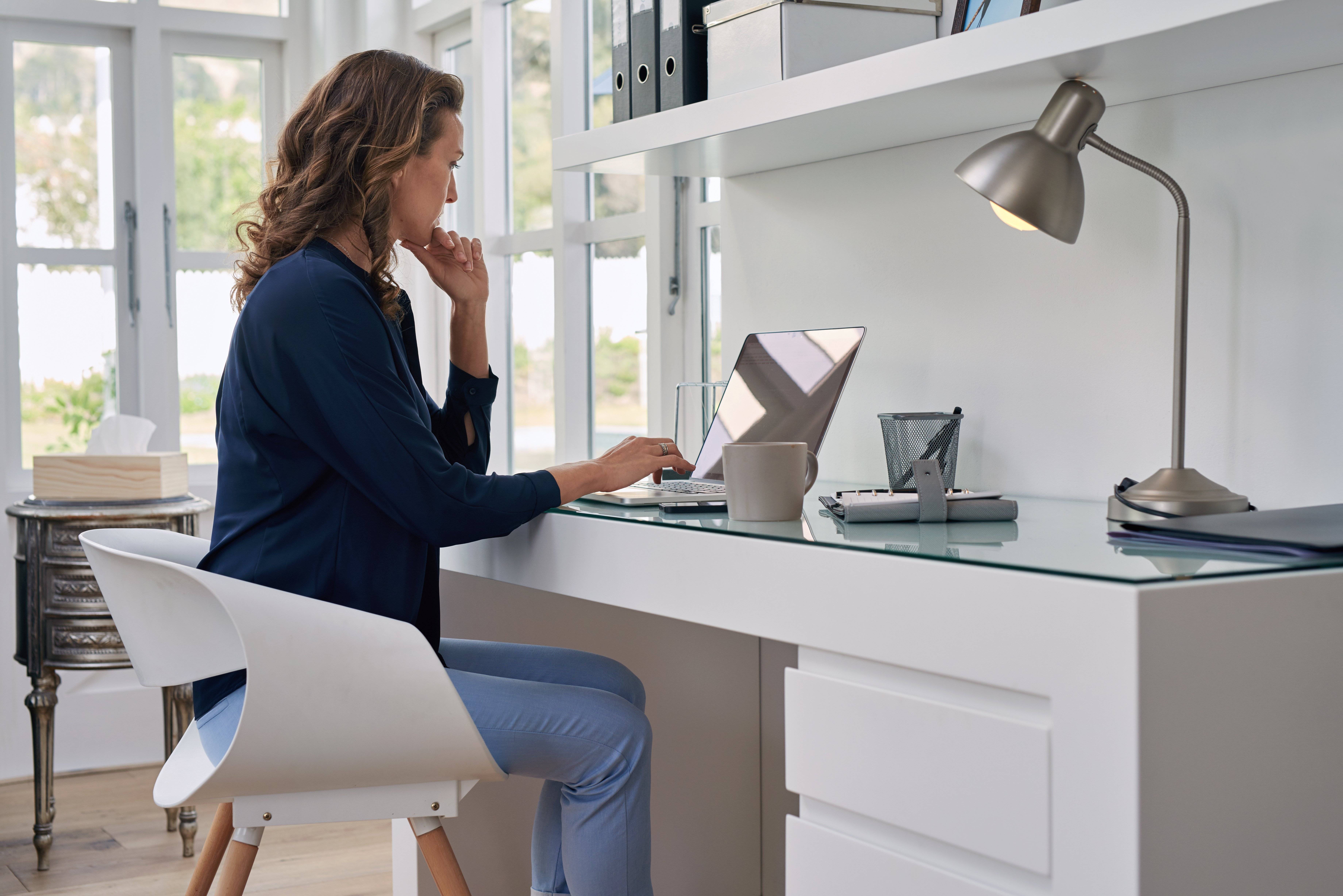 Allowing the Accounts Payable team to work from home delivers business benefits and efficiencies.